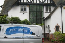 External and Internal Painting and Decorating