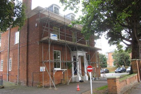 Commercial Painters and Decorators in Henley