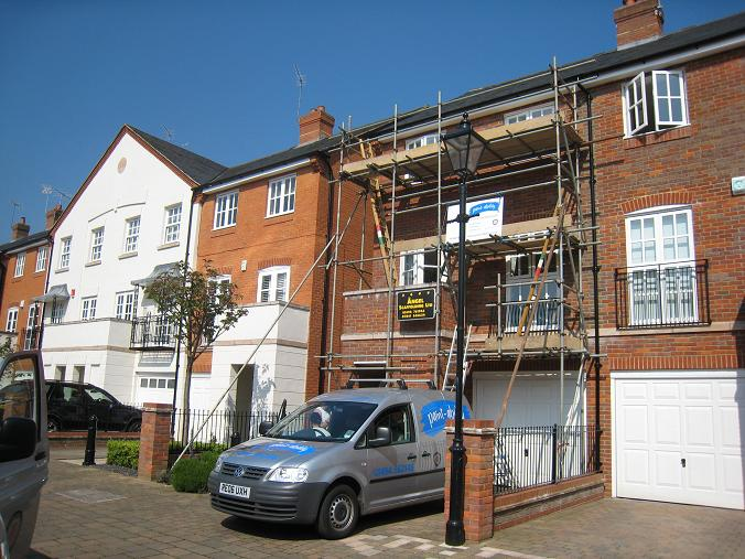 painters decorators Marlow, Bucks